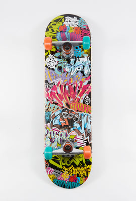 Zoo York Graffiti Skateboard 8