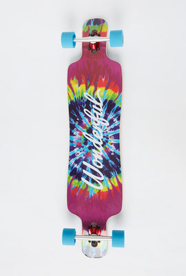 Longboard Tie-Dye Wonderful 42