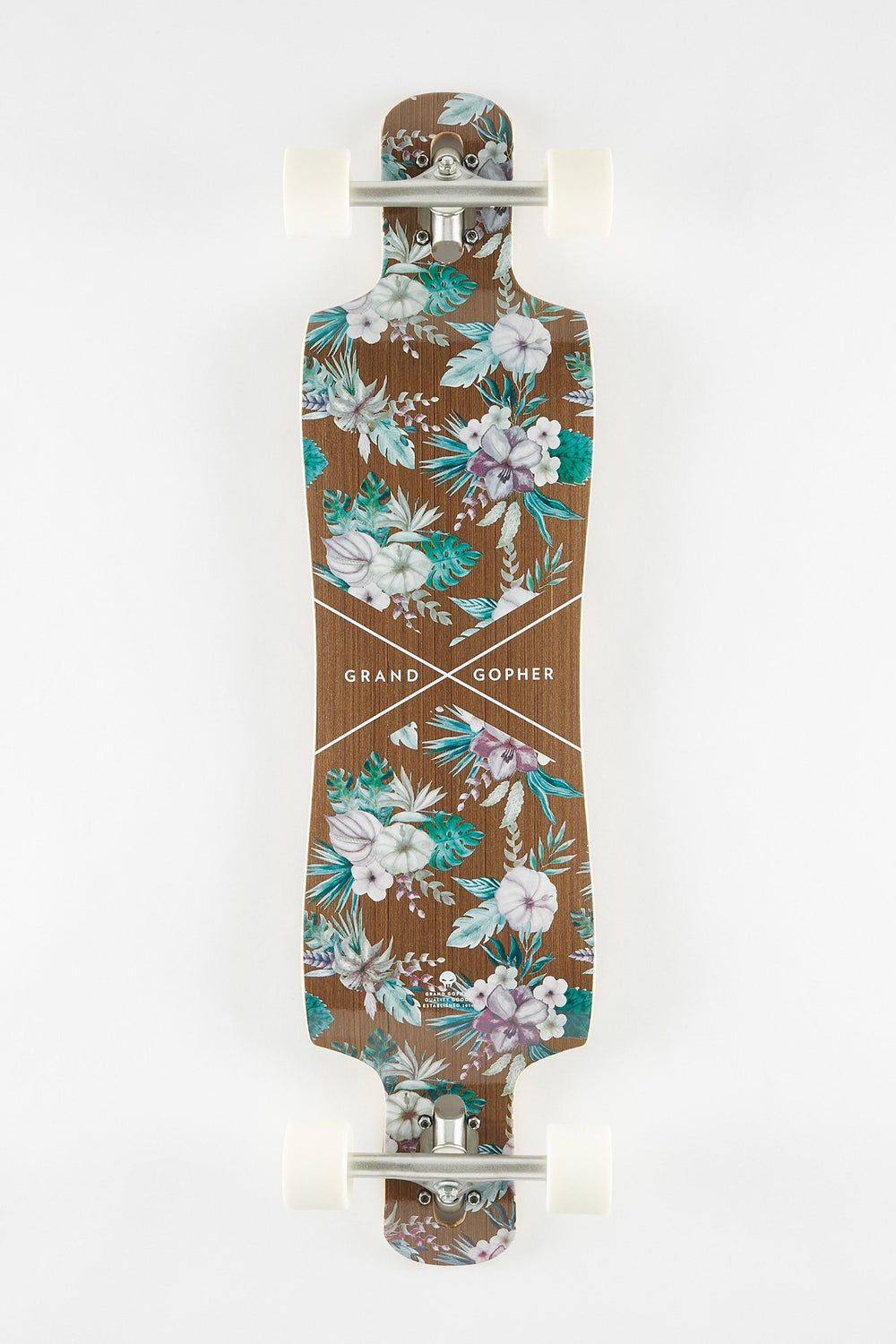 Longboard Floral Grand Gopher 39