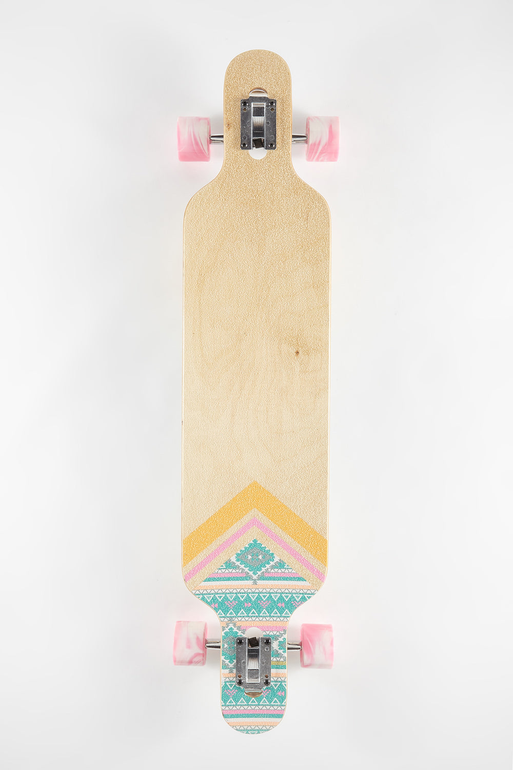 Wonderful Tribal Pattern Longboard 42