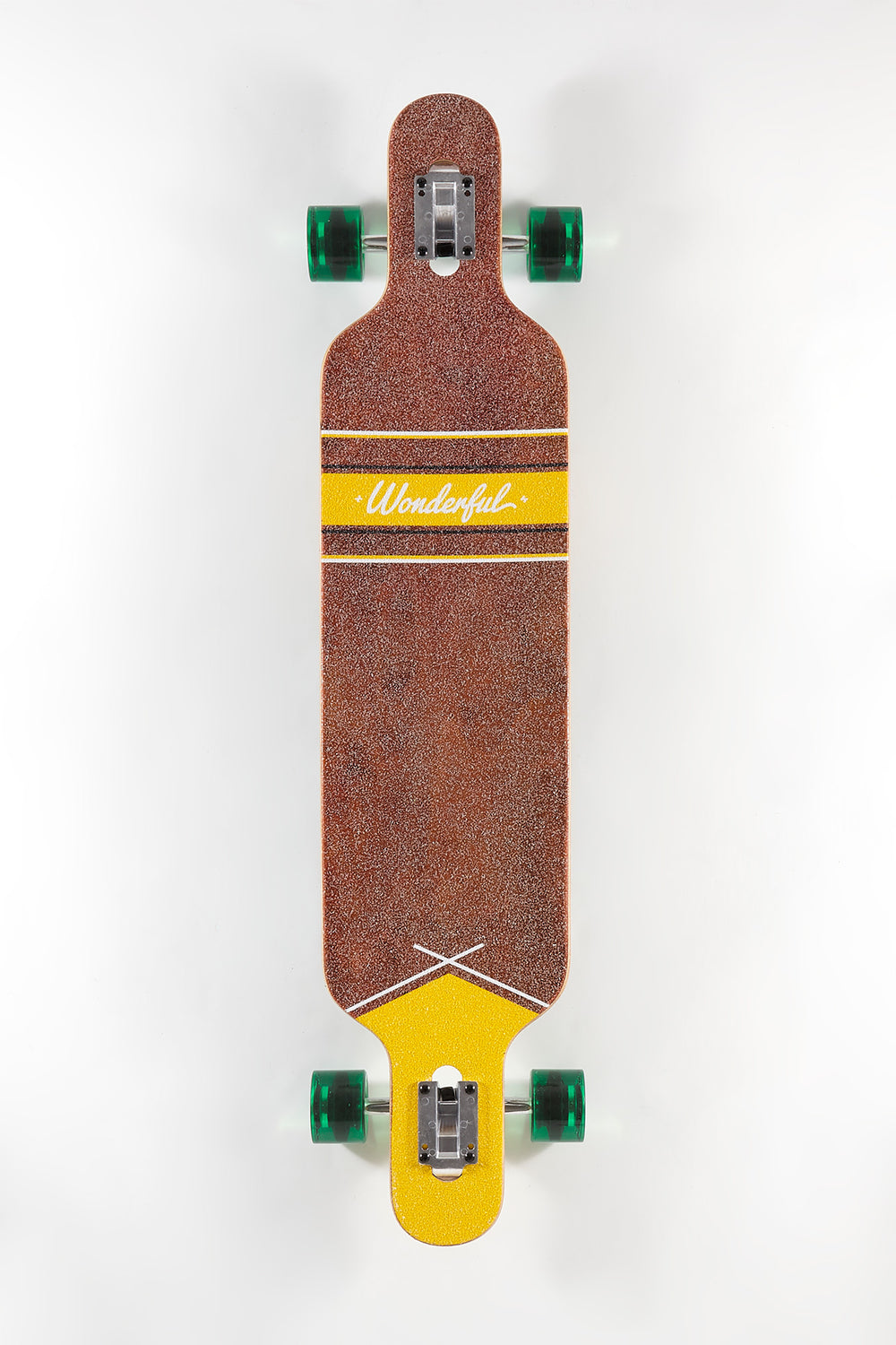 Longboard Imprimé Plantes Tropicales Wonderful 42