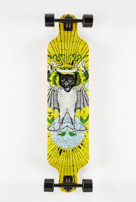 West49 Tarot Cat Bat Longboard 40