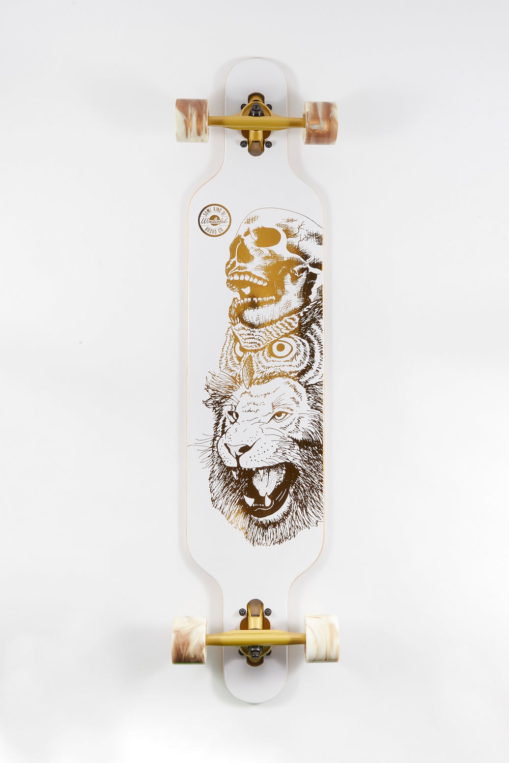 Longboard Animal Wonderful 42