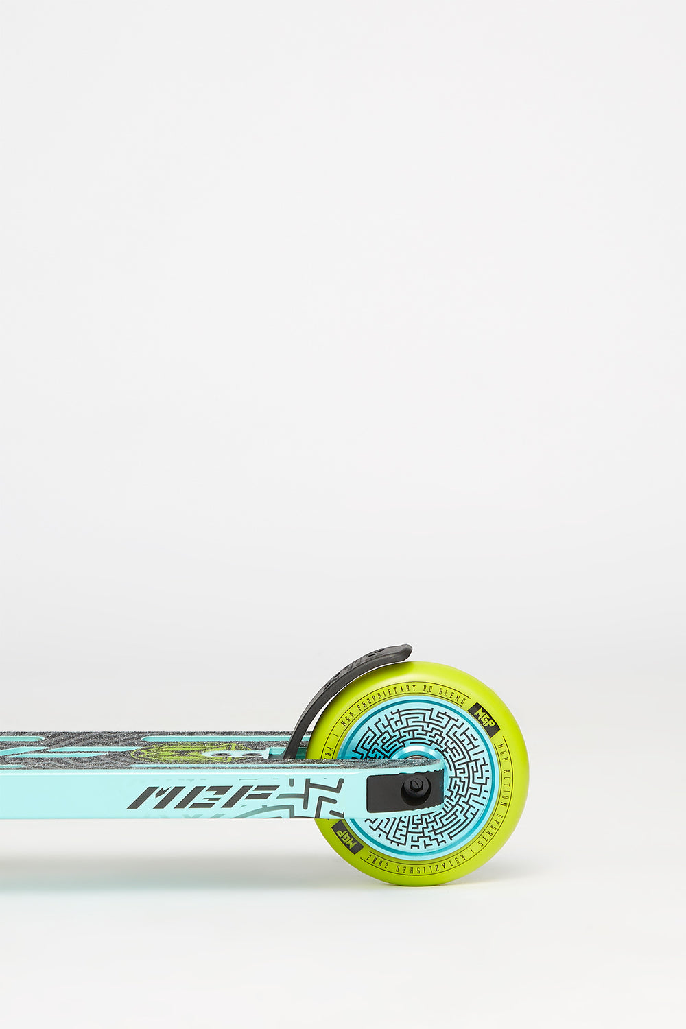 Madd Gear Lime VX9 Scooter Aqua