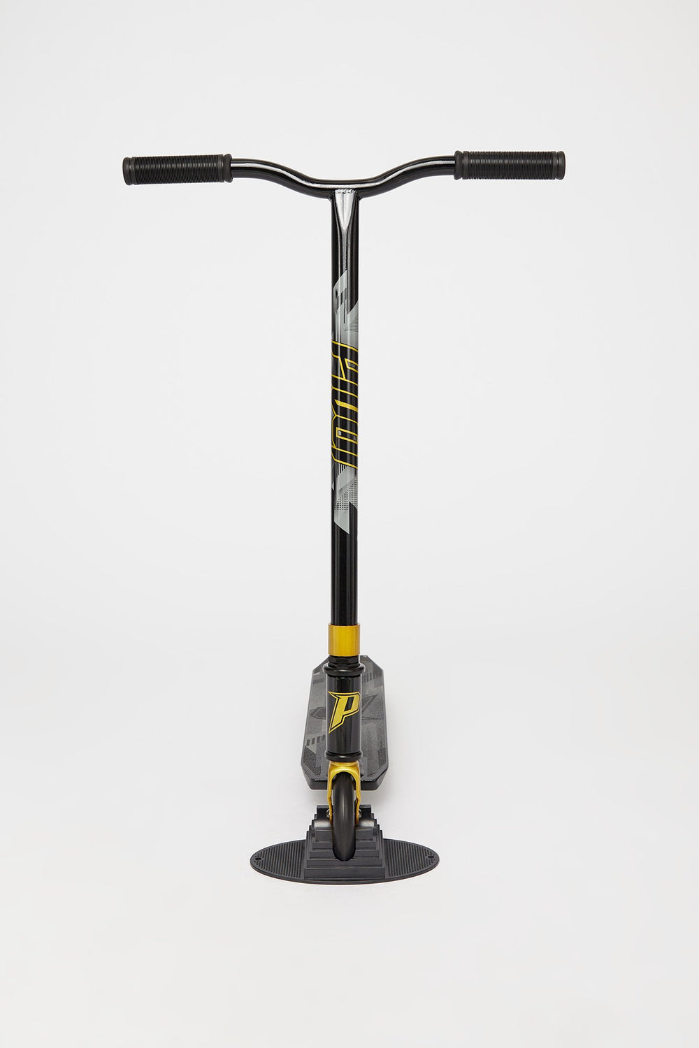Pivot X-Ride-S Black And Gold Scooter Black