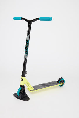 Pivot X-Ride-S Blue and Yellow Scooter