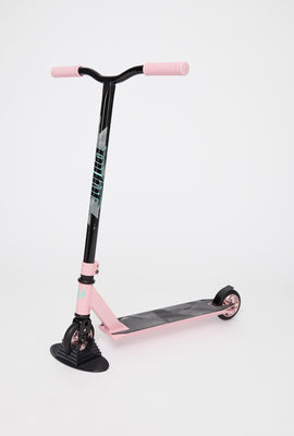 Pivot X-Ride-S Black And Pink Scooter