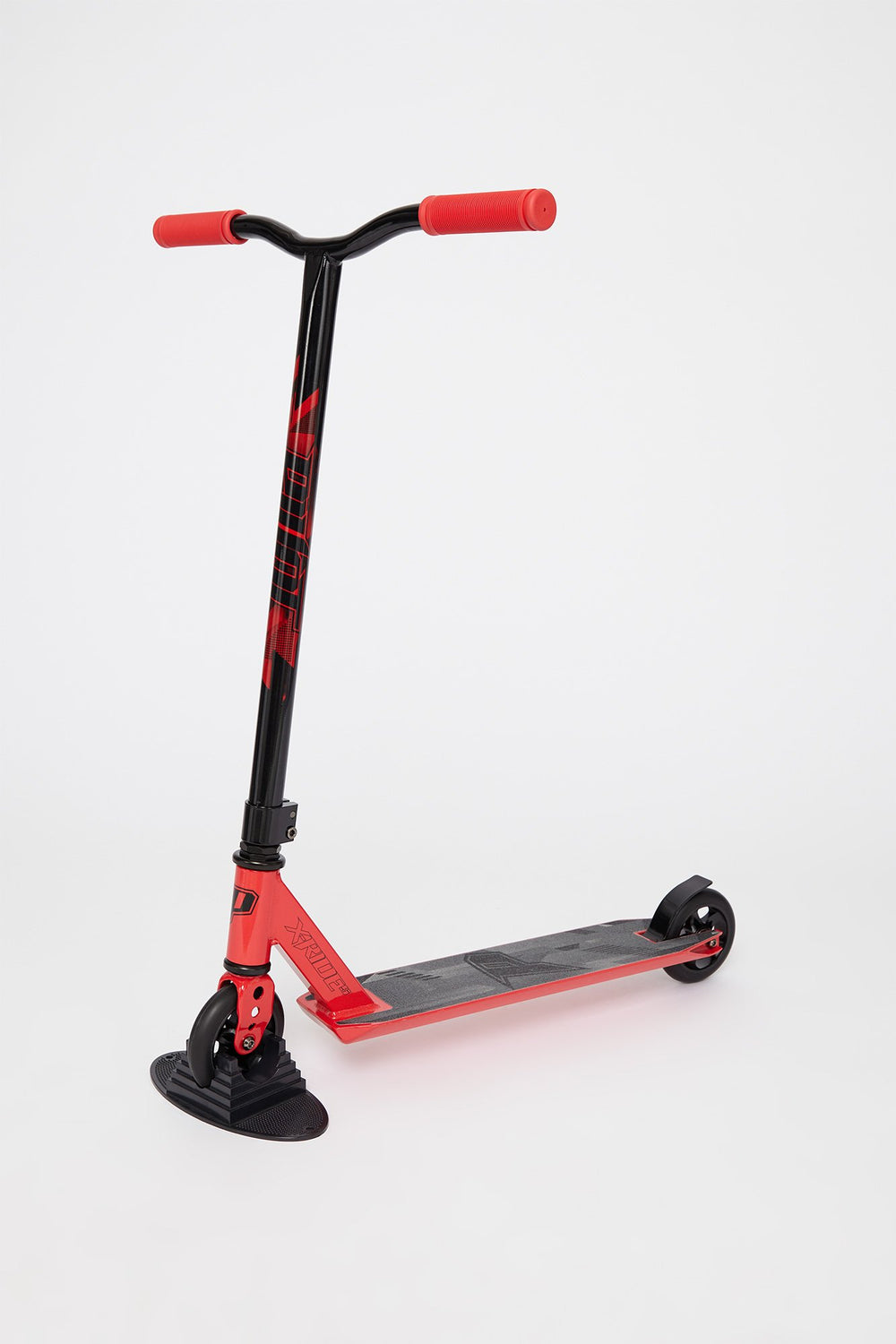 Pivot X-Ride-S Black And Red Scooter Red