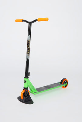 Green Pivot X-Ride S Scooter