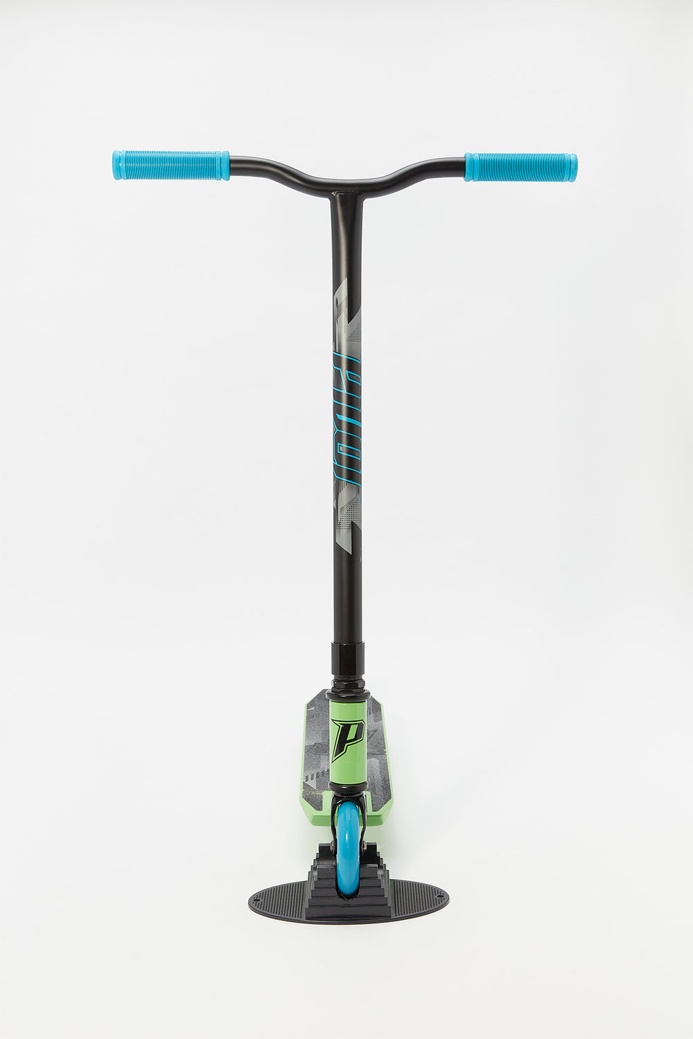 Pivot X-Ride Green and Blue Scooter Green