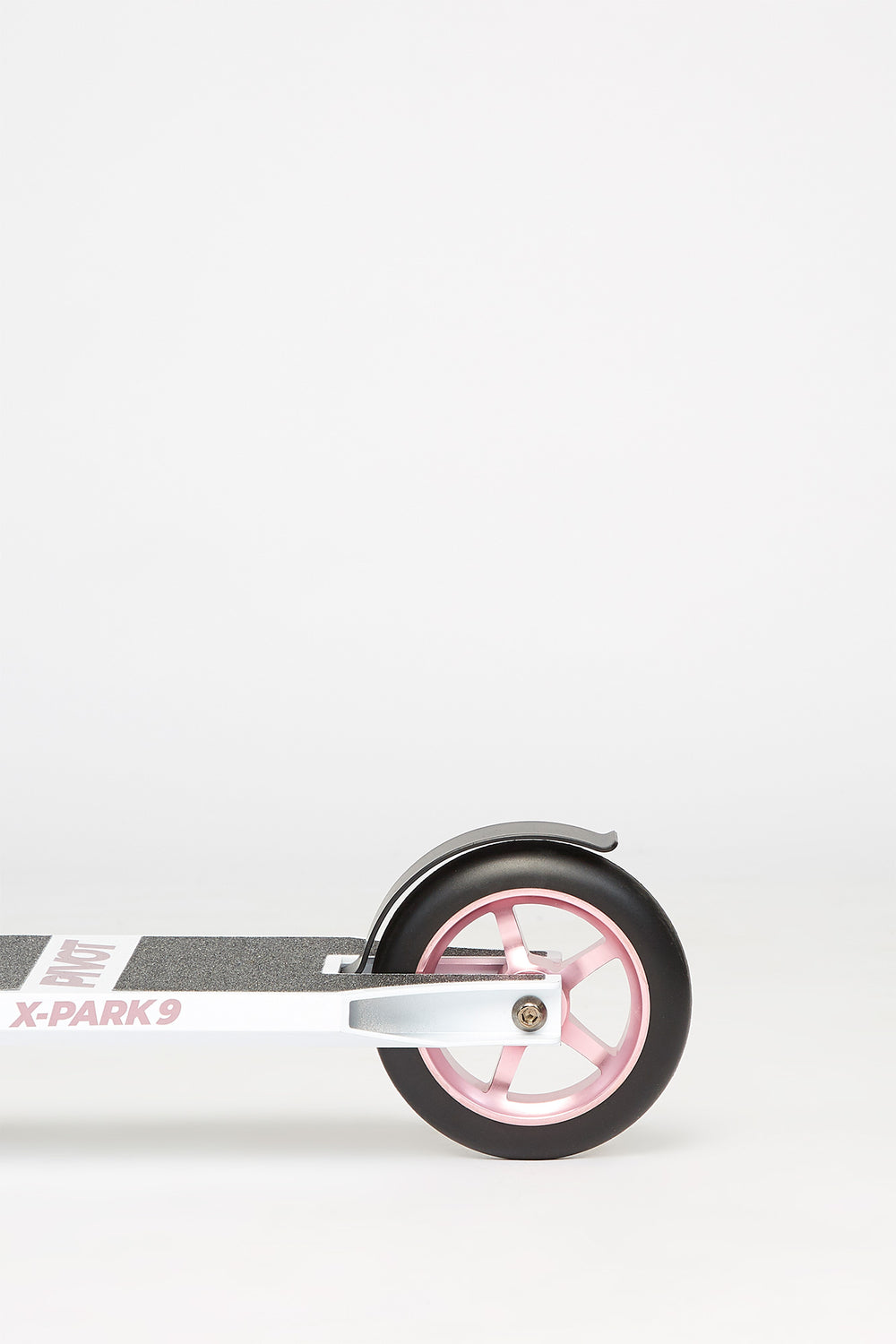 Pivot X-Park 9 White & Rose Gold Scooter Rose