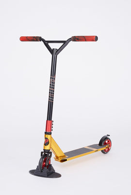 Pivot X-Park-S Red And Gold Scooter