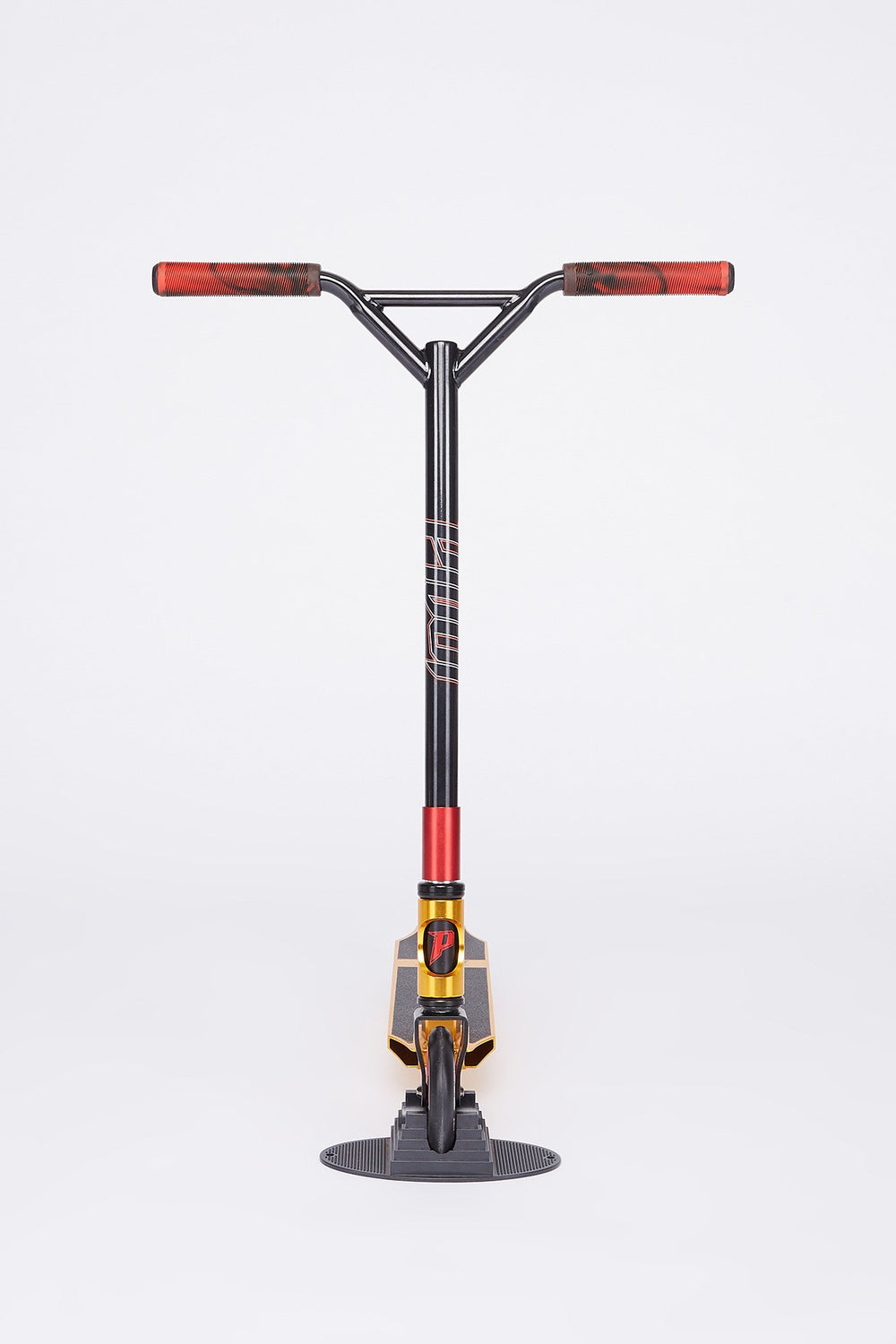 Pivot X-Park-S Red And Gold Scooter Red