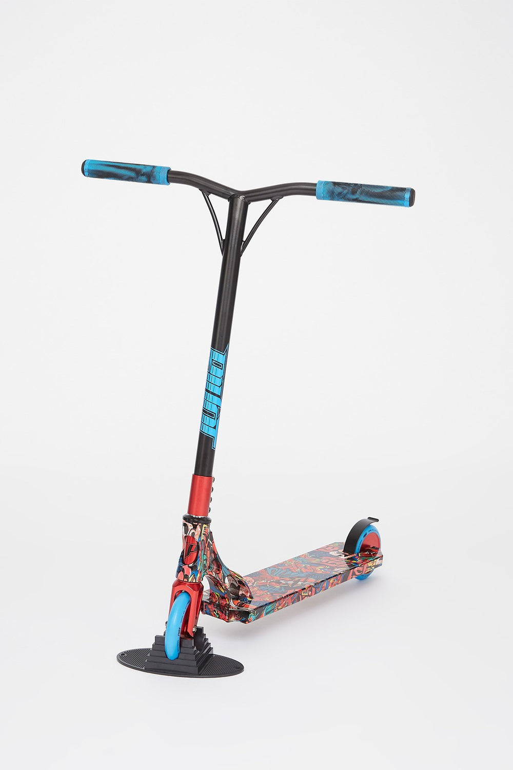 Trottinette Pivot X-UP-S Graffiti Scooter Multi
