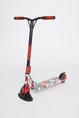 Pivot X-UP-S Tropical Print Scooter