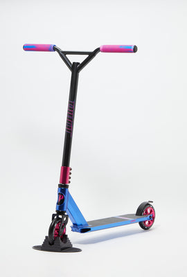 Pivot X-Park S Blue and Pink Scooter