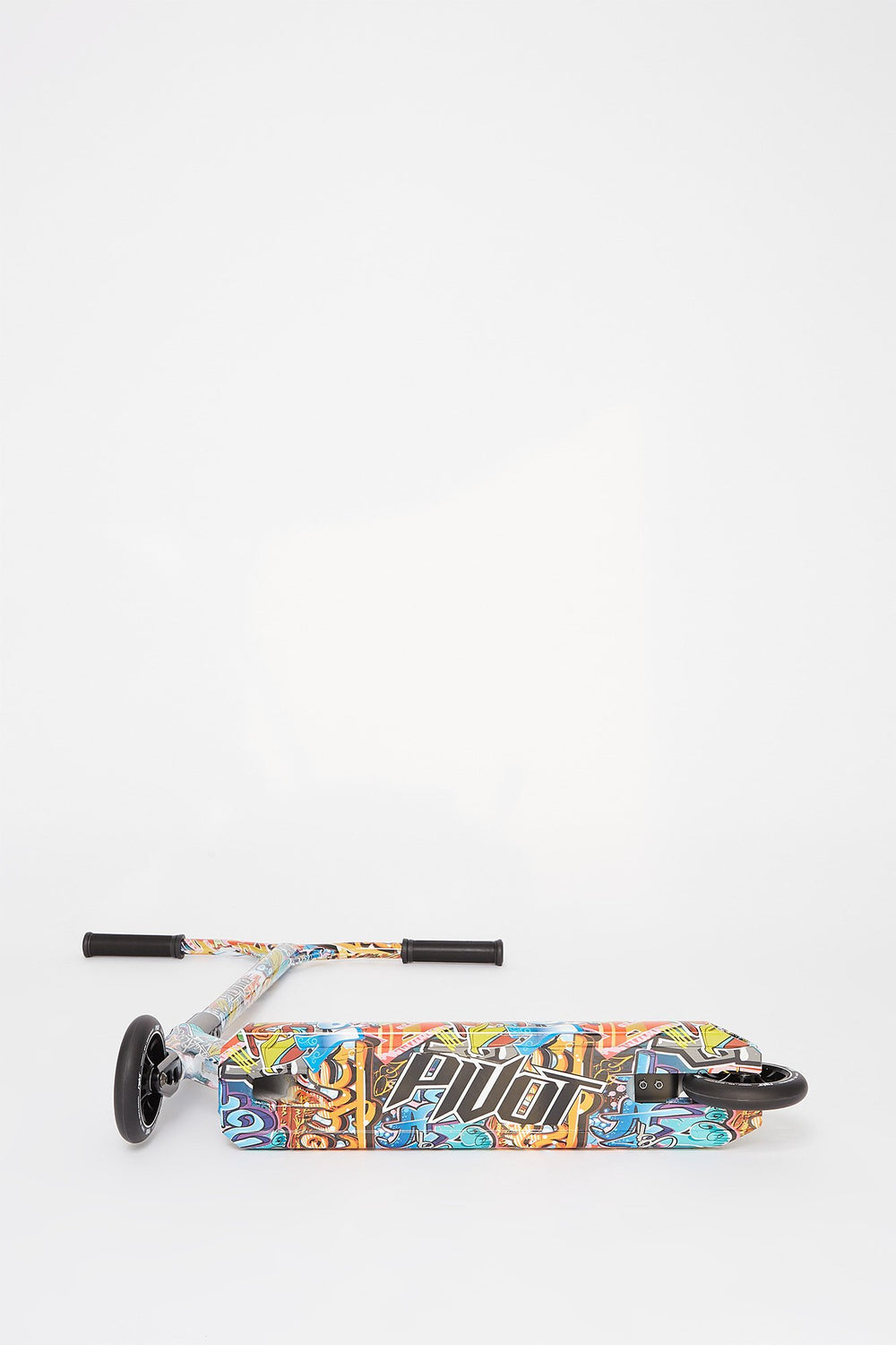 Pivot X-UP-S Graffiti Wrap Scooter Multi