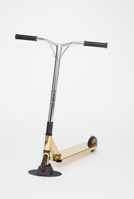Pivot X-Pro-S Silver And Gold Scooter