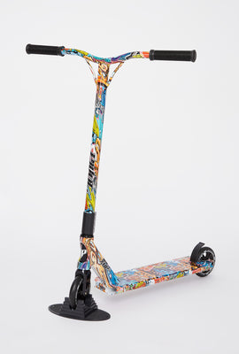 Pivot X-UP-S Graffiti Scooter