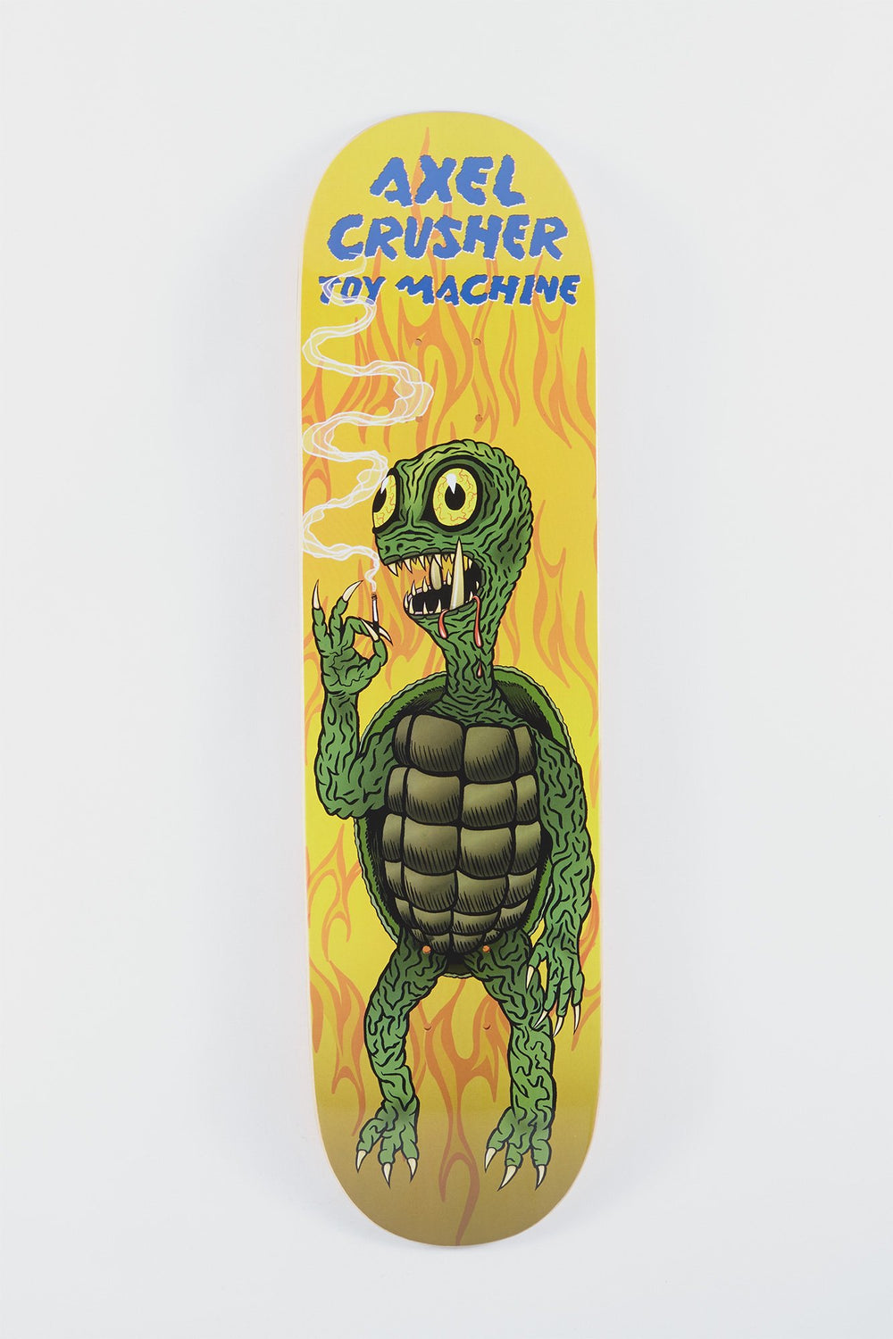 Planche De Skate Pro Axel Crusher Toy Machine 8.25