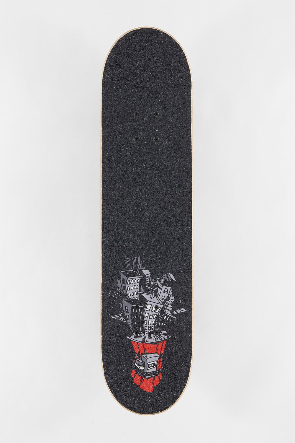 Zoo York Dynamite Skateboard 7.75