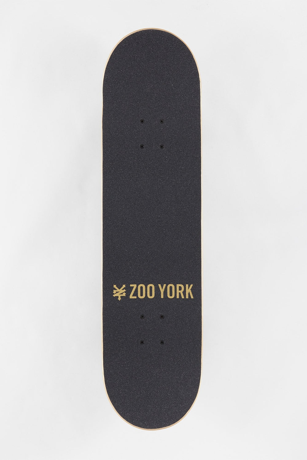 Zoo York Classic Gold Tag Skateboard 8.25