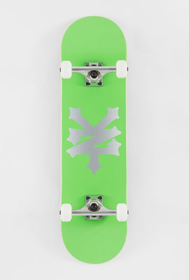 Zoo York Big Cracker Neon Green Skateboard 8.25