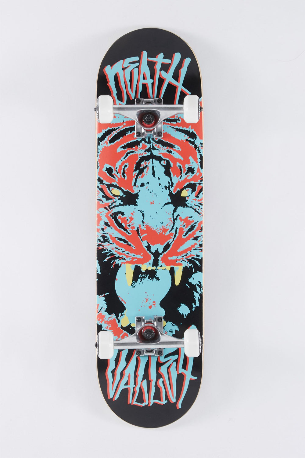 Death Valley Tiger Face Skateboard 8.25
