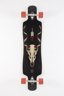 West49 Animal Skull Longboard 42