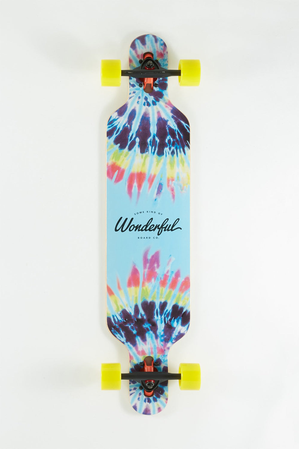 Longboard Wonderful Tie Dye 40