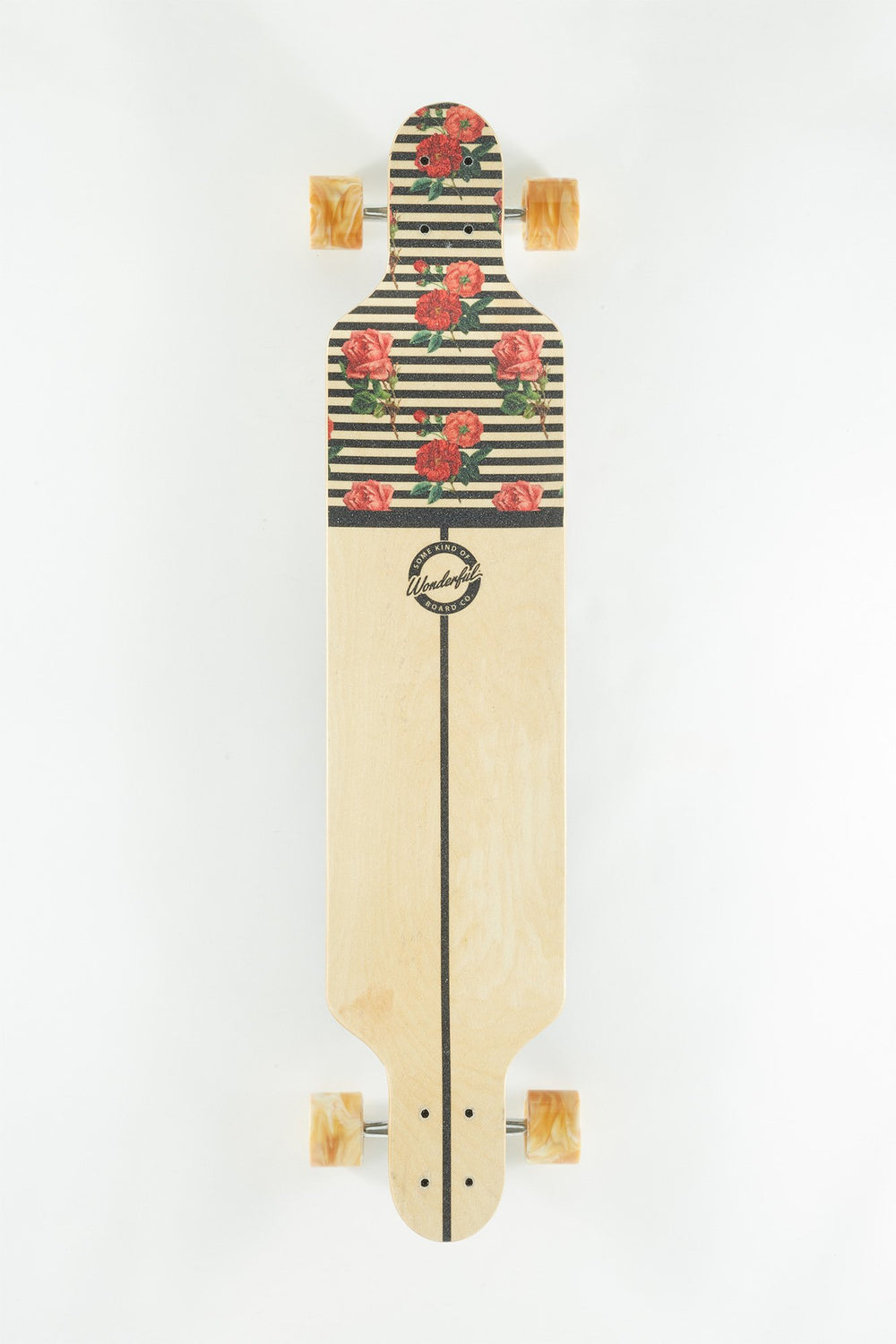 Wonderful Rose Shutter Longboard 42