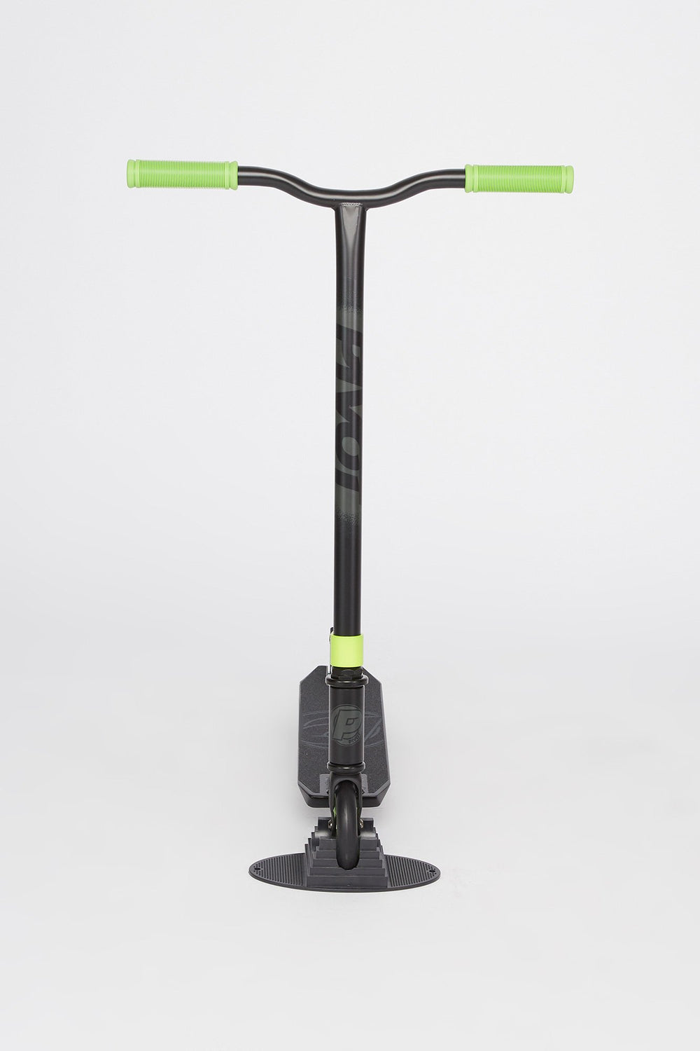 Pivot X-Ride Black and Green Scooter Black
