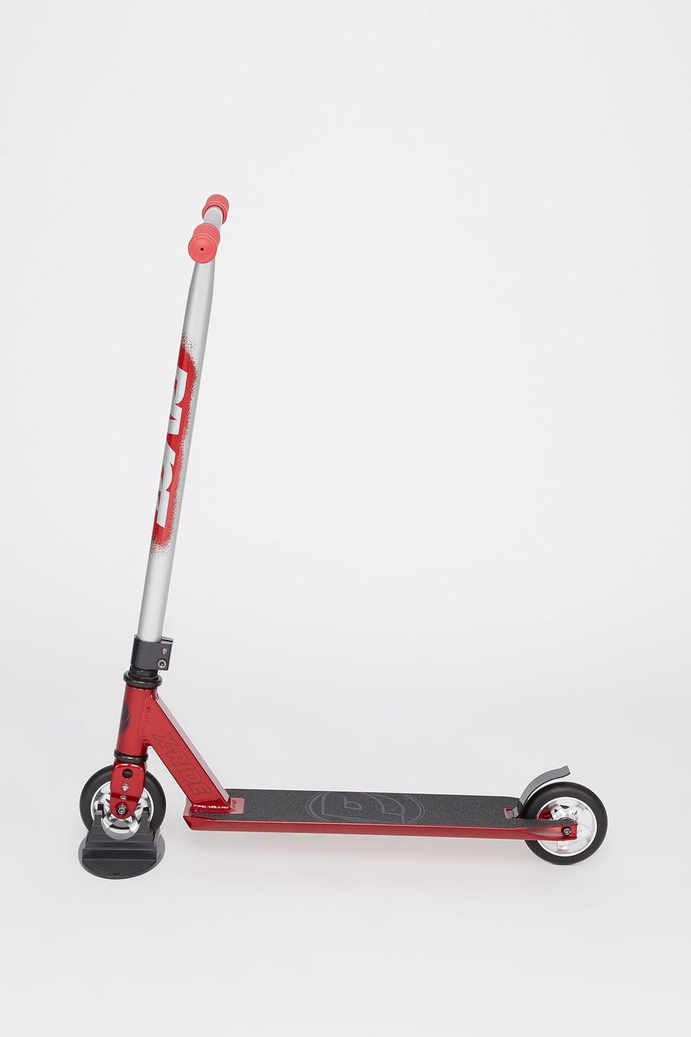 Pivot X-Ride Red & Black Scooter Red
