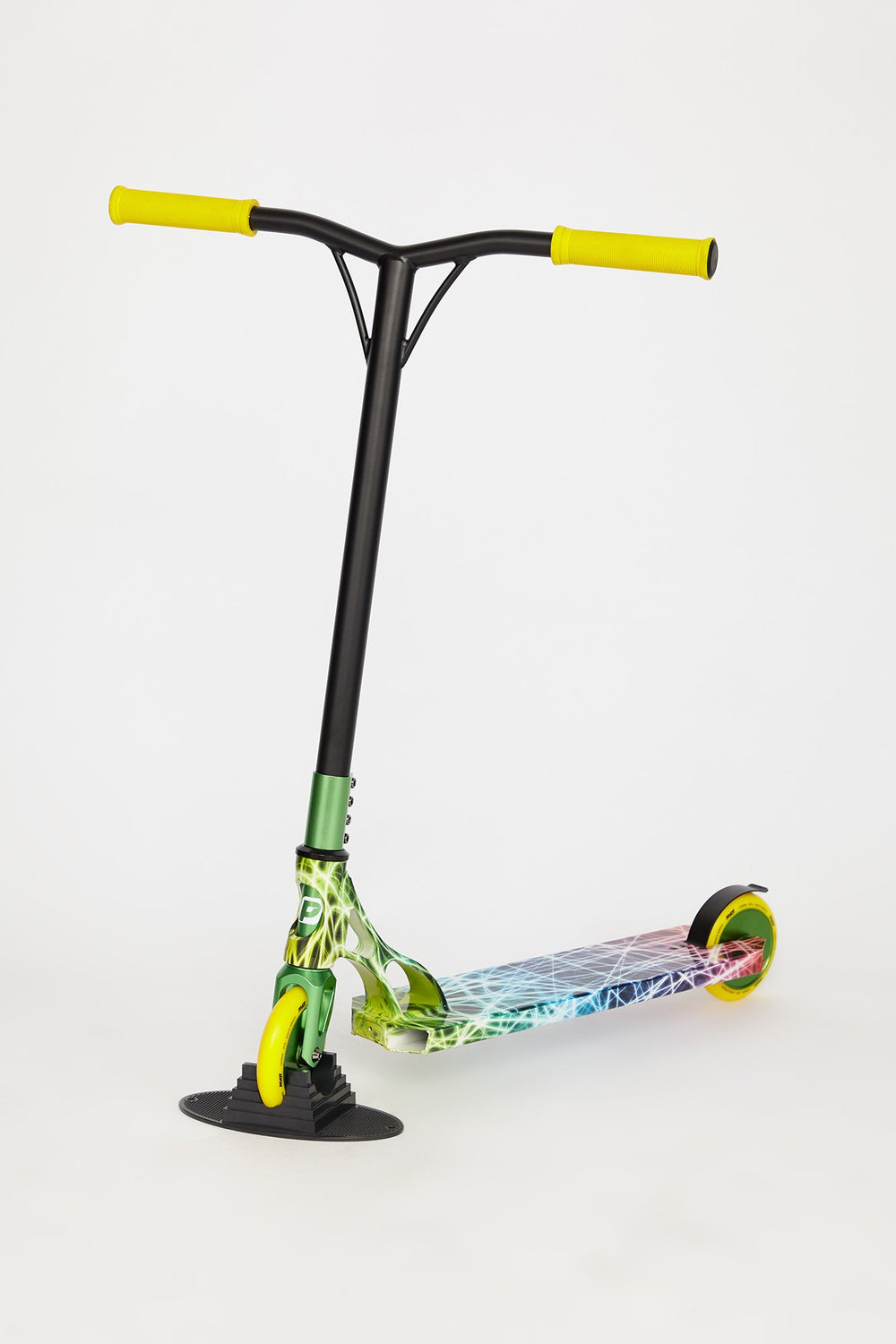 Pivot X-UP 9 Multicolor Lightning Scooter Multi