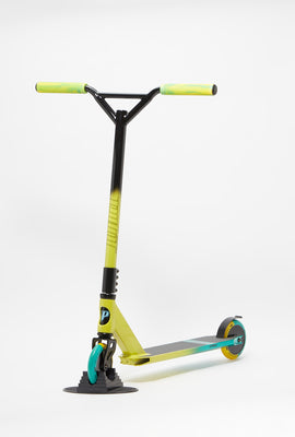 Pivot X-Park-F Lime & Teal Scooter