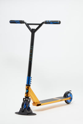 Pivot X-Park-F Blue & Gold Scooter