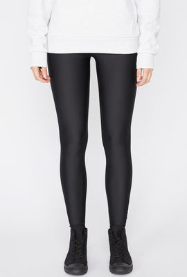 Zoo York Womens Solid Leggings