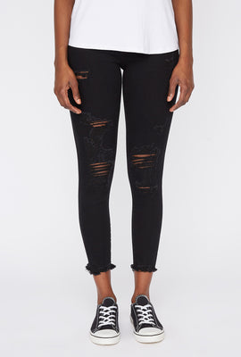 Jeans Courts Taille Haute Zoo York