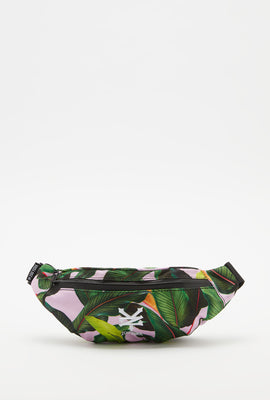 Zoo York Tropical Print Fanny Pack