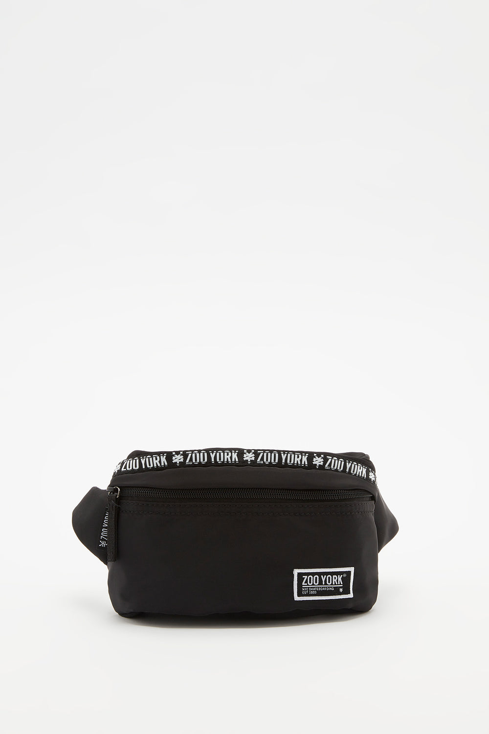 Zoo York Fanny Pack Black