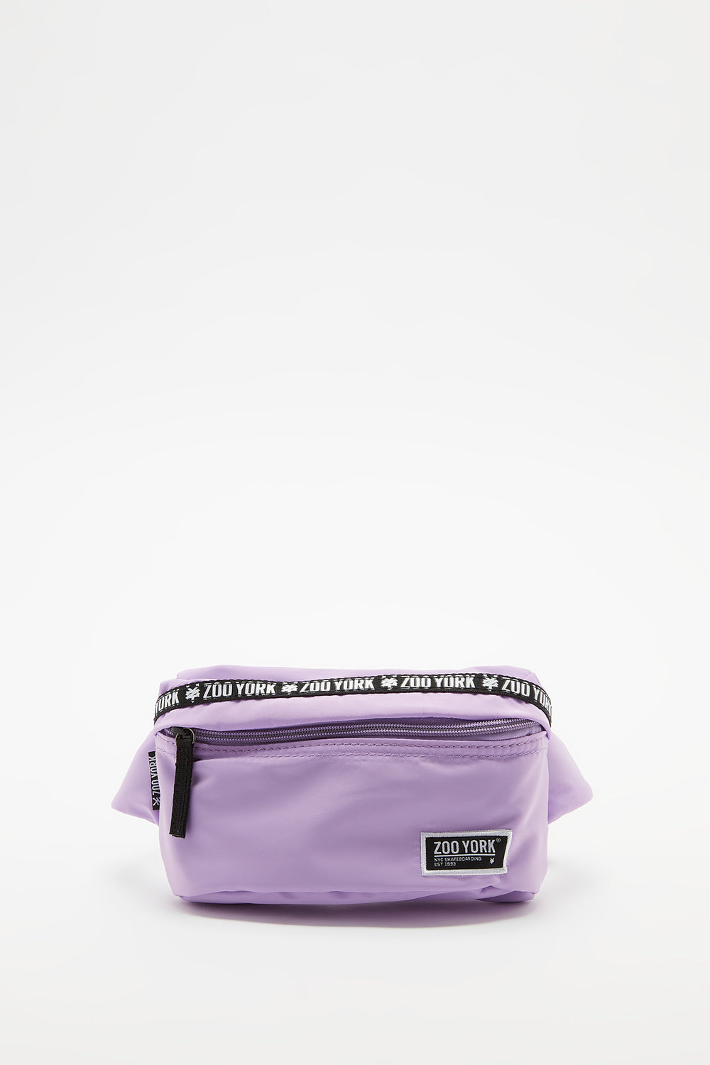 Sac Banane Zoo York Lilas