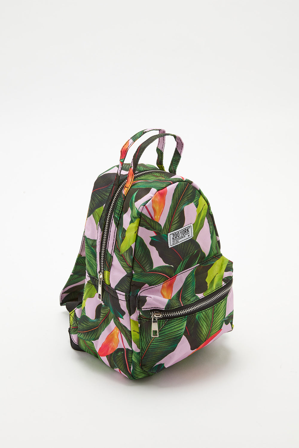 Zoo York Tropical Print Mini Backpack Multi
