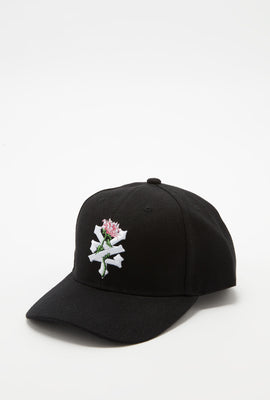 Zoo York Womens Rose Logo Hat