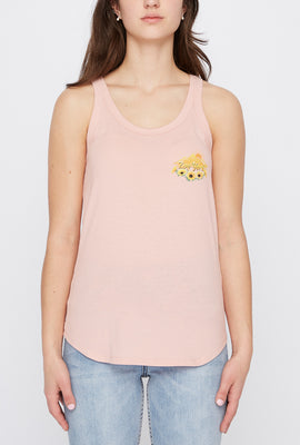 Zoo York Womens Sunflower Tank Top