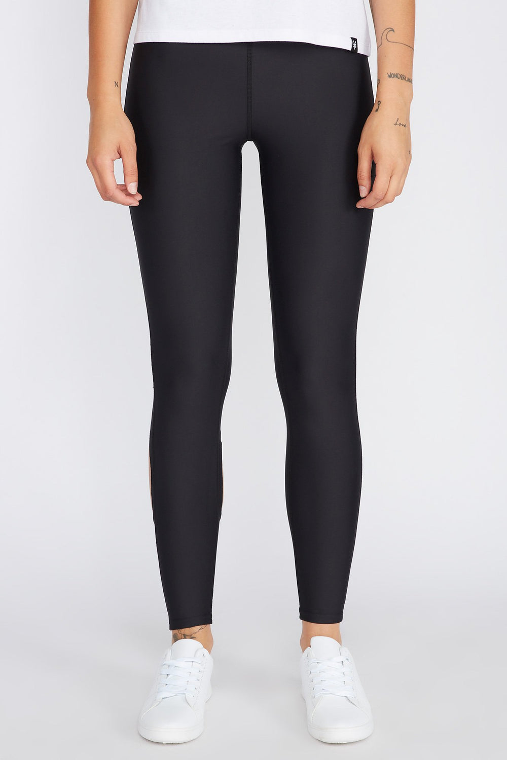 Zoo York Womens Leggings Black