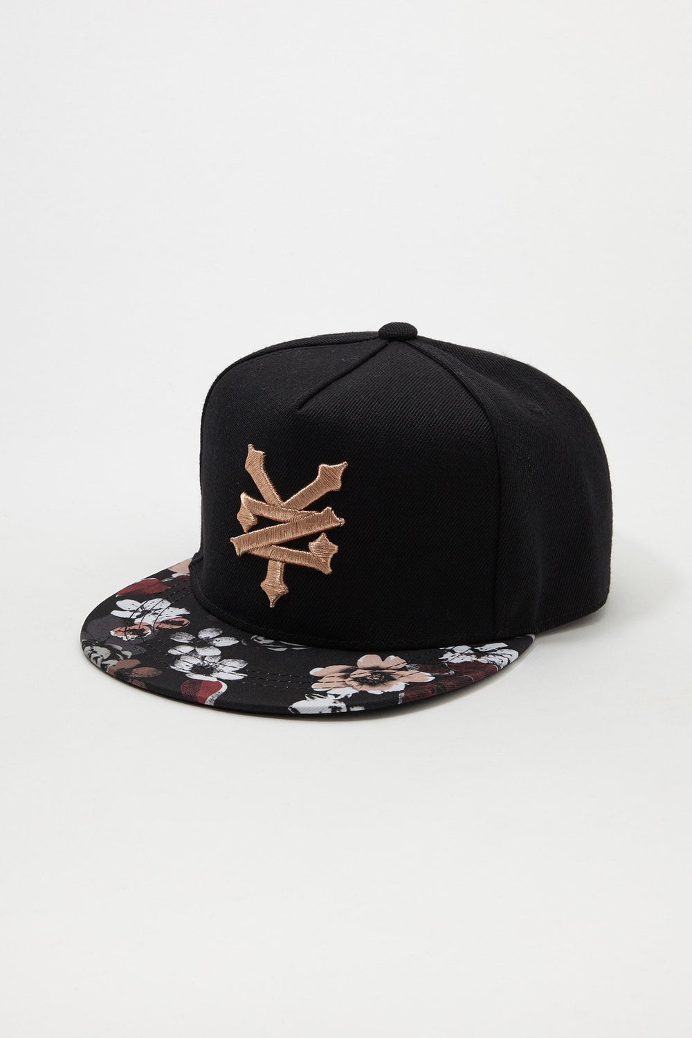 Zoo York Floral Snapback Hat Multi