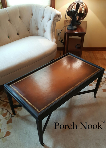 Porch Nook's Object Lesson | Ferguson Brothers Coffee Table