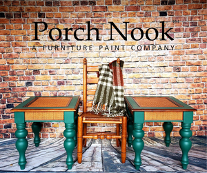 """Spruce It Up"" Chalky Finish Paint by Porch Nook"