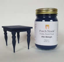 """After Midnight"" - Chalky Finish Paint by Porch Nook"