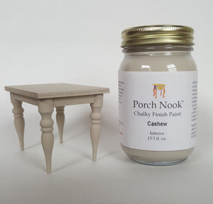 """Cashew"", Chalky Finish Paint by Porch Nook"